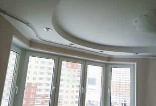 Особенности подбора и установки гибкого карниза для штор