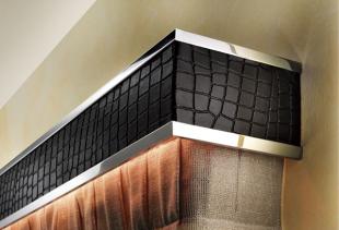 Как выбрать идеальный карниз для штор при декорировании помещения?