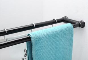 Разновидности штанг для шторки в ванную комнату