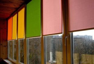 Рулонные шторы: невыразительные полотна или украшение интерьера?