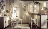 Фрагмент интерьера кухни в стиле прованс