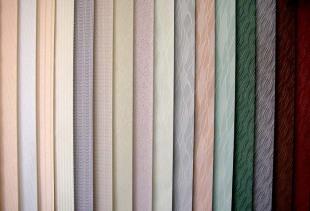 Жалюзи с тканевыми ламелями: как правильно выбрать, установить, ухаживать?