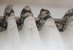 Выбираем тюль в зал: материалы и особенности декора