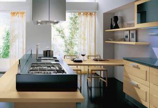 Занавески на кухню – тонкости выбора