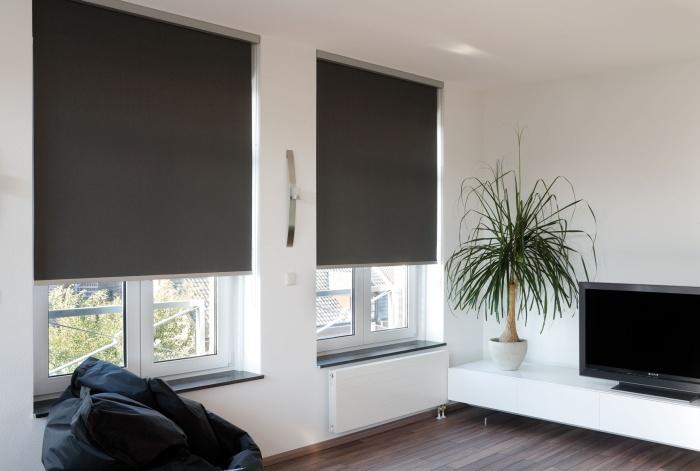 Преимущества рулонные шторы