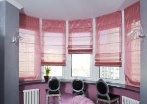 Как установить рулонные шторы на пластиковые окна без сверления