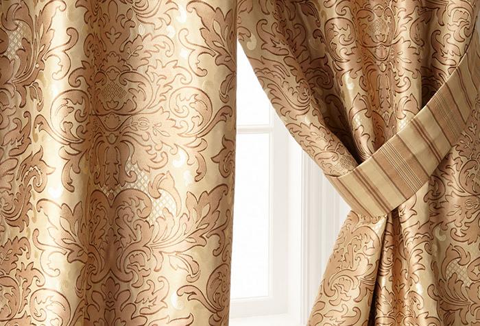 Роскошная ткань для итальянских штор