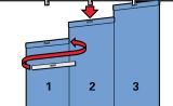 Как снять вертикальные жалюзи