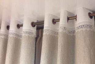 6 способов удлинить шторы своими руками