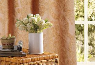 Льняные шторы в интерьере: за или против?