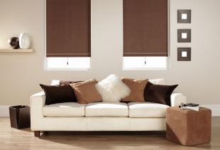 Выбираем идеальную модель штор для гостиной