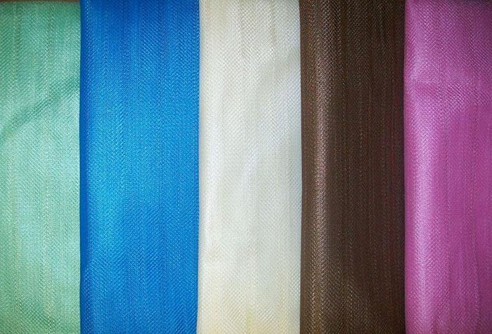 Цветовые вариации антимоскитной сетки