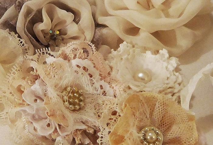 Элементы декора в стиле шебби шик