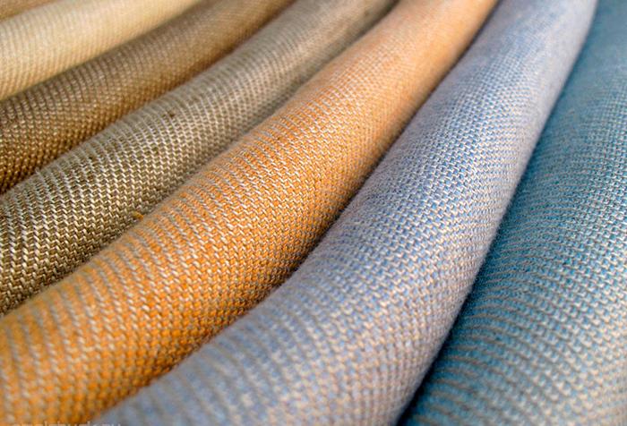 Ткань для штор с добавлением шерсти