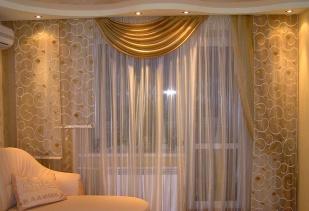 Выбираем шторы для гостиной: самые необходимые рекомендации