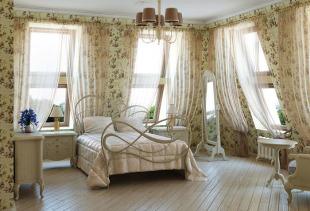 Идеальные шторы для интерьера в стиле прованс
