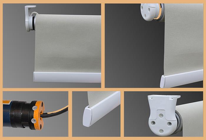 Механизм для поднятия рулонной шторы