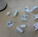 Комплектующие для кассетных горизонтальных жалюзи