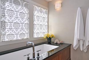 Выбор в пользу коротких штор: как не испортить дизайн интерьера?