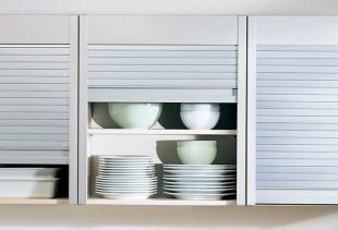 Выбор и изготовление мебельных жалюзи