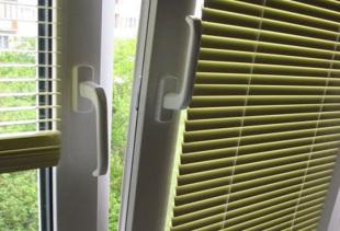 Устанавливаем жалюзи на пластиковые окна своими руками