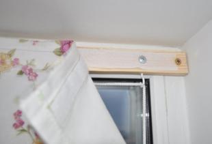 Как сшить шторы на липучках своими руками?