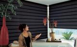 Рулонные шторы с электроприводом