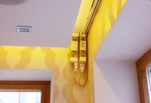 Преимущества и недостатки электрокарнизов для разных видов штор
