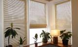 Римские шторы из бамбуковых волокон