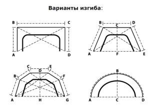 Карнизы для эркера с потолочным креплением: виды и особенности