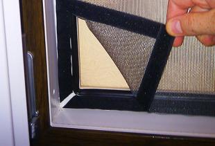 Как своими руками сделать москитную сетку на окно?