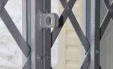 Самодельная решетка на окно