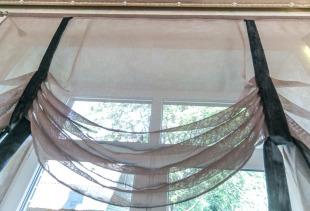 Как сшить австрийскую штору своими руками?