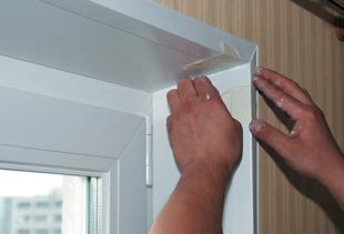 Как сделать внутренние и наружные откосы на окнах?