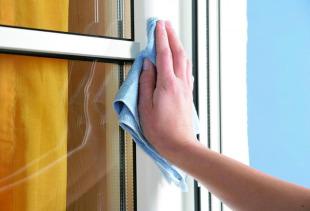 Как правильно ухаживать за пластиковыми окнами и подоконниками?