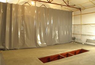 Зачем нужные гаражные шторы и как их правильно выбрать?