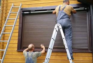 Какие рольставни лучше установить на окна дома или квартиры?