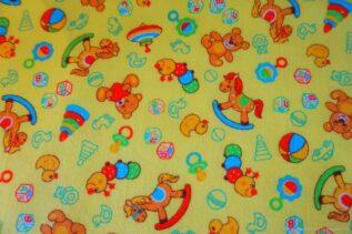 Фланель – ткань из детства