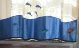 Шторы в детскую на тему морских