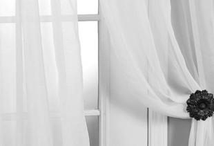 Как быстро отбелить тюль: ТОП-6 эффективных способов